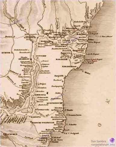 Harta-sfantu-gheorghe-delta-dunarii