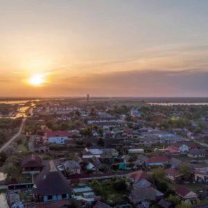 Localiatea Sfantu Gheorghe, Delta Dunarii